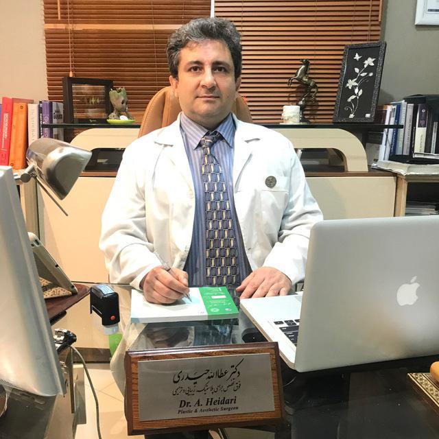 dr heidari